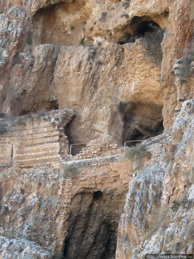 крепость (мицада) Арбель
