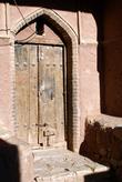 Старая-старая деревянная дверь