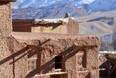 Вид на горы из деревни Абеяне