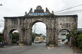 Каменная арка, сохранившаяся тут ещё с 19 века