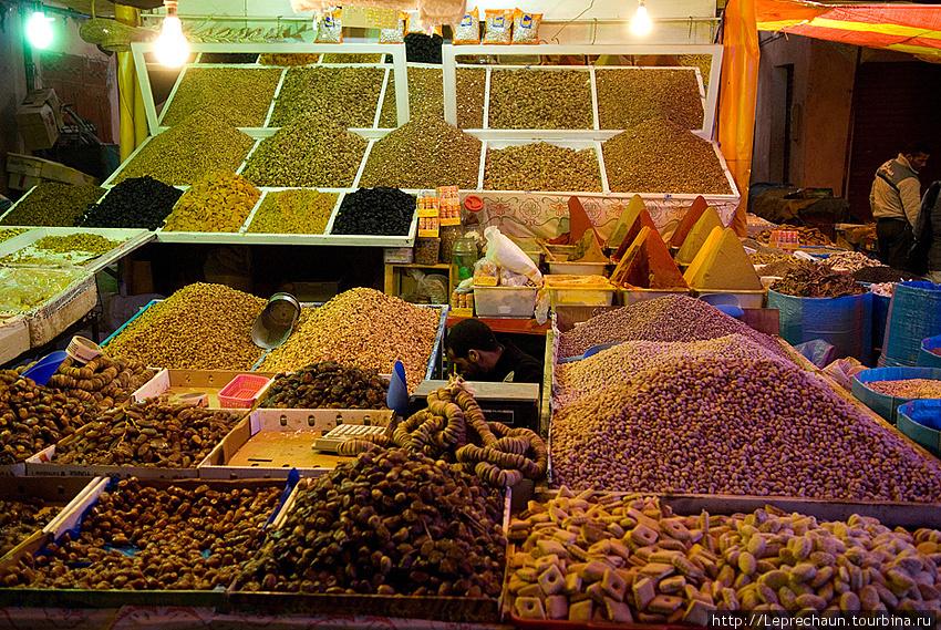 Рынок пряностей