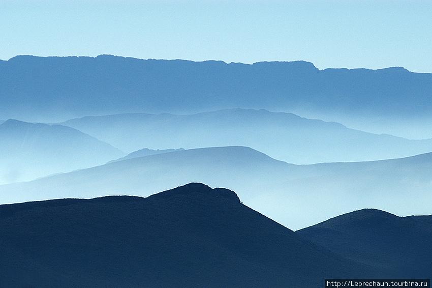 В горах Атлас