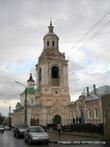 На 10 лет моложе Введенской оказалась Преображенская церковь — с 1771 г.