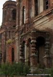 Фрагмент церкви Михаила Архангела.