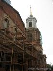 В настоящее время церковь активно восстанавливается.