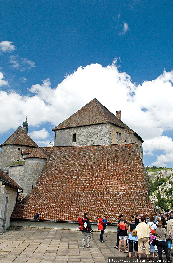 Франция. Замок Жу