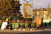 На городском автовокзале в Тебризе