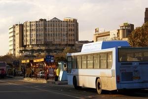 Автовокзал в Тебризе