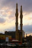 Мечеть с двумя минаретами в Тебризе
