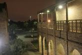 Примерно так выглядит большая часть здания университета