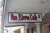 Тема 9 сентября прослеживается даже в названии кафе.