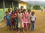 жители шриланкийской деревни