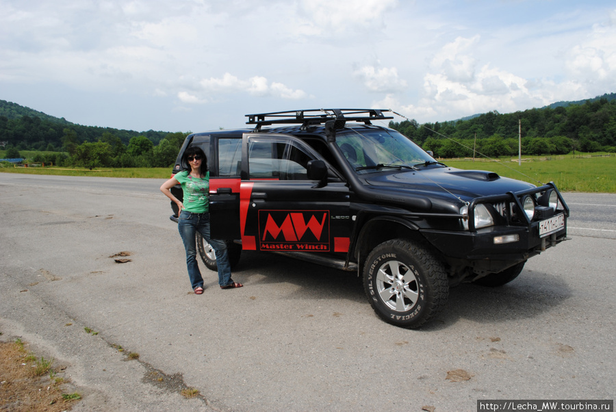 Элла, Л-200, Master-Winch и Silverstone AT