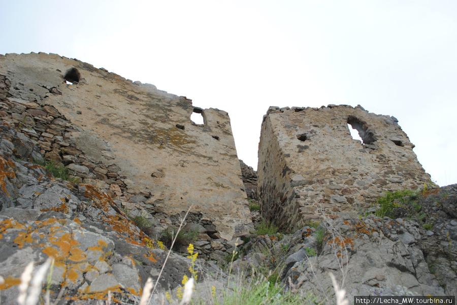 Крепость Зылги