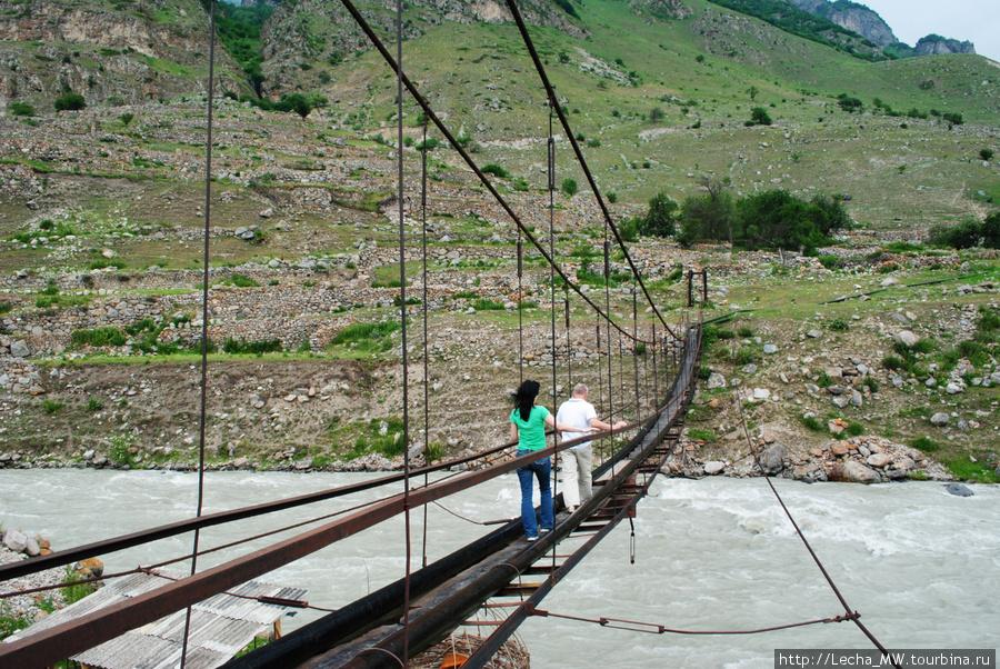 Мост через Черек