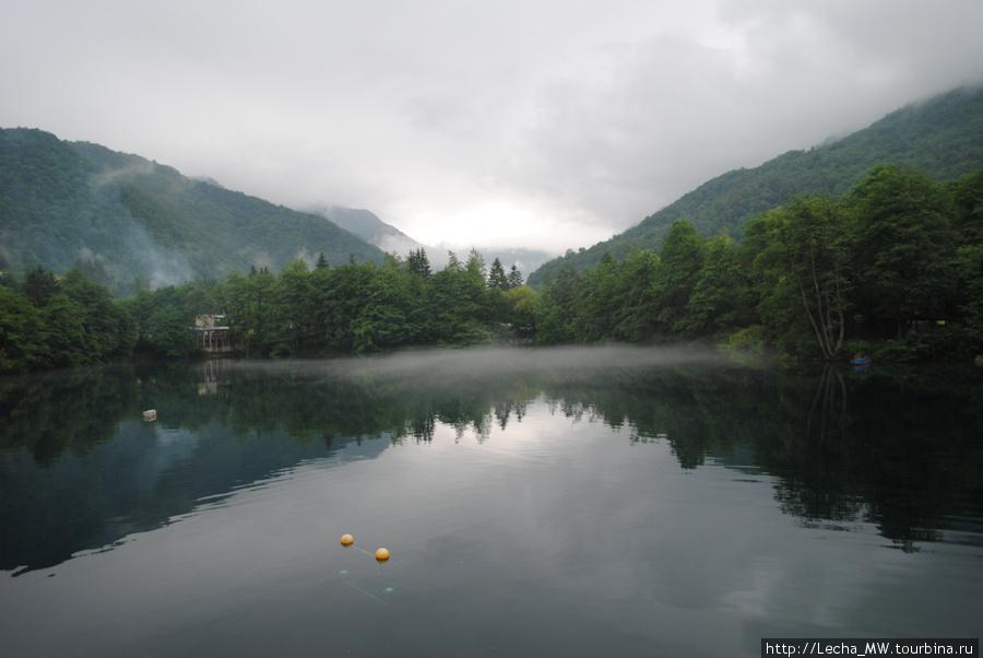 Озеро Церик-Кёль
