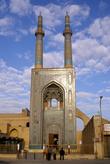 Фасад мечети Джаме