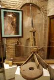 Экспонаты Музея воды