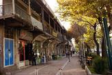 Улица в Казвине