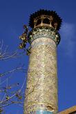 Минарет мечети Джаме