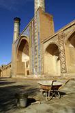 В мечети Джаме идет ремонт