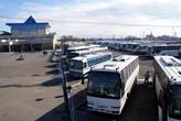 Автовокзал в Казвине