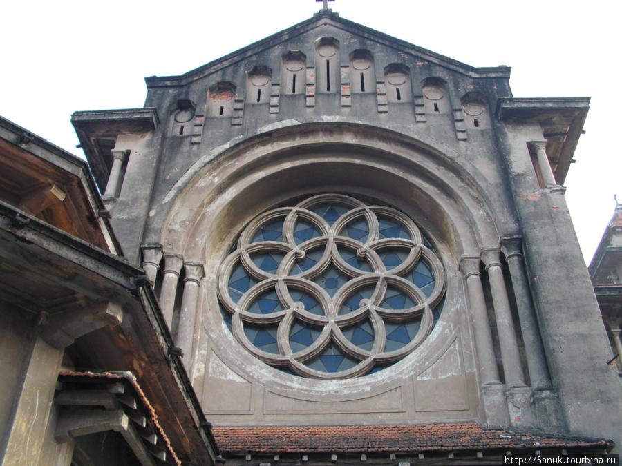 Ханой. Cua Bac Catholic church, 1925-30 гг.