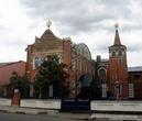 Дом Призрения при Великокняжеской церкви был построен в 1913 году по проекту В. Васнецова для проживания сирот, бедных и стариков на средства того же купца Заусайлова.