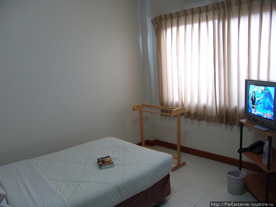 Одноместная комната в Lithai Hotel