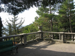 уголок Форосского парка