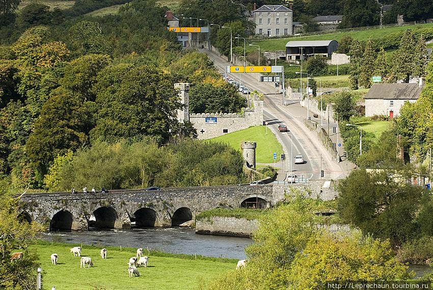 Мост через реку Бойн