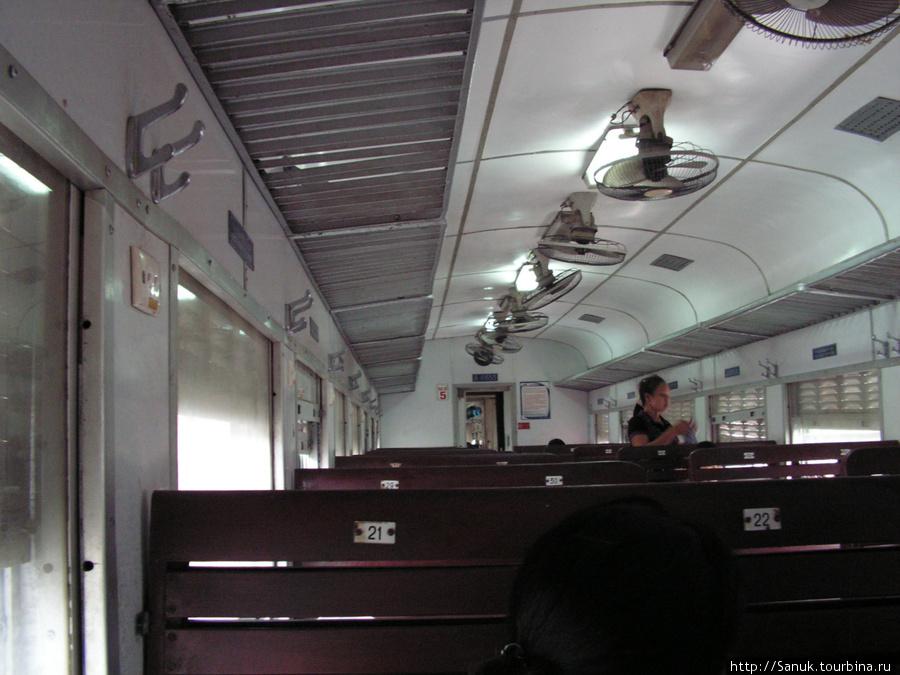 Поезд в Хайфон