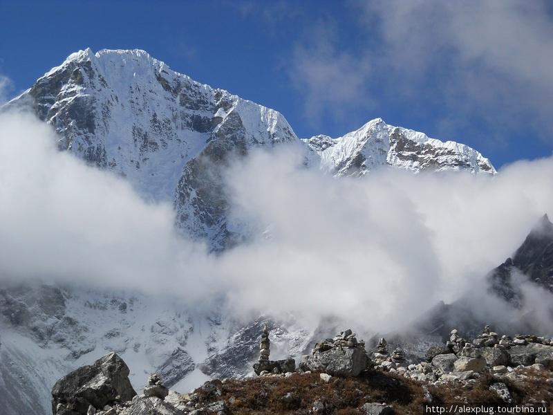 Вид с перевала Дукла Пасс
