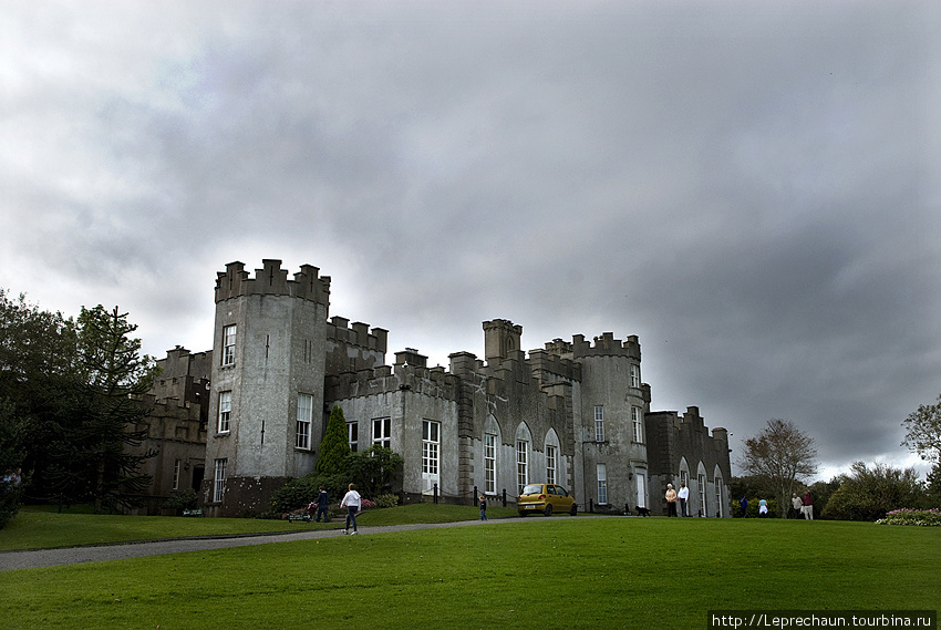 Замок Ардгиллан