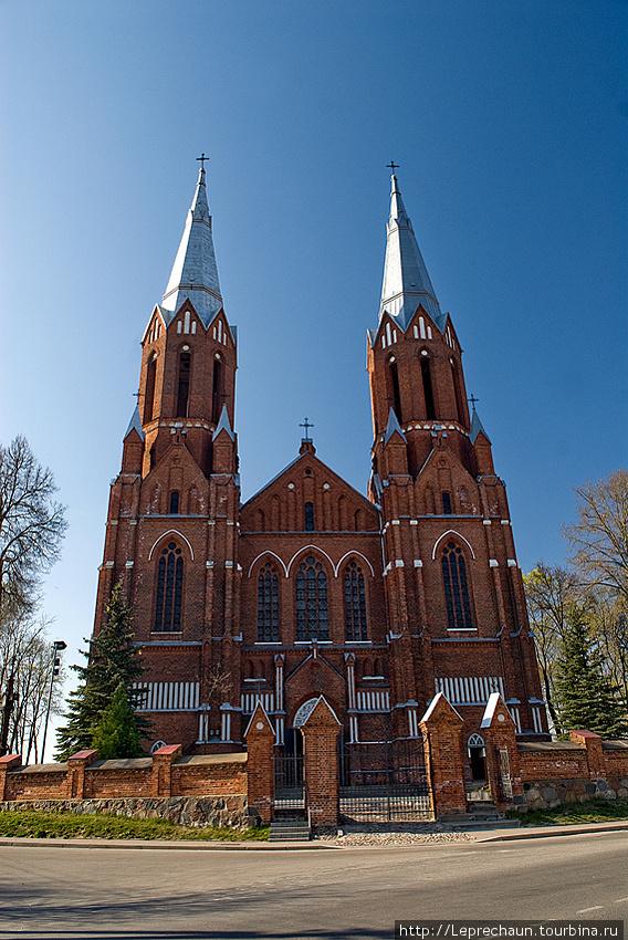 Собор в Аникщай