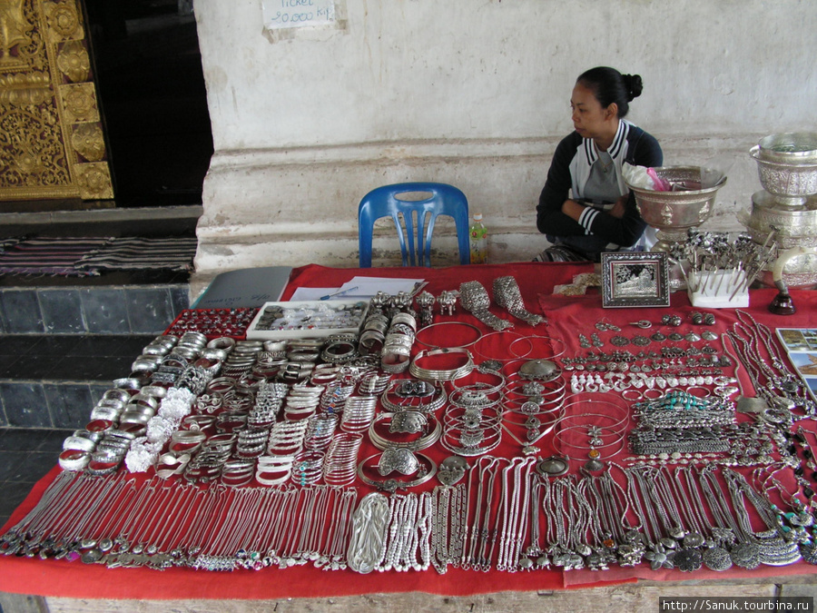 Luang Prabang. Wat Visoun