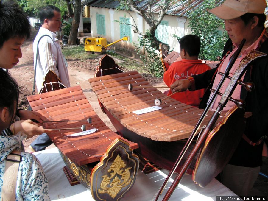 Luang Prabang Ethnic Cultural Festival