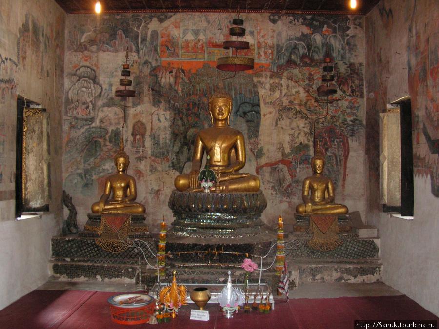 Luang Prabang. Wat Pahouak