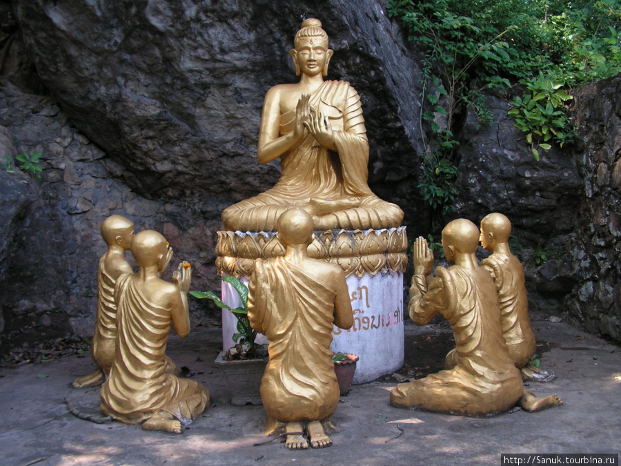 Luang Prabang. Phu Si Hill