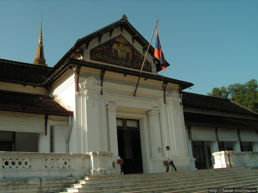 Luangprabang National Museum. Royal Palace