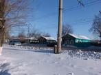Вот еще несколько деревянных домов, стоящих вдоль центральной улицы Благовещенска им 50 лет Октября