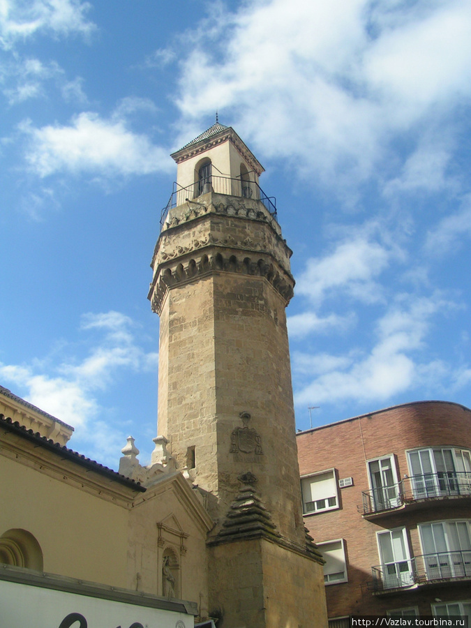 Башня церкви