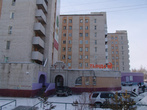 Вероятно я в самом центре Тынды, подумал как только увидел штаб-квартиру местного ТВ