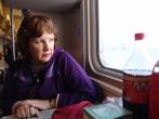 Землячку Галину я встретил в поезде на Тынду. Она переехала сюда еще в 1970-х и проработала всю жизнь связистом