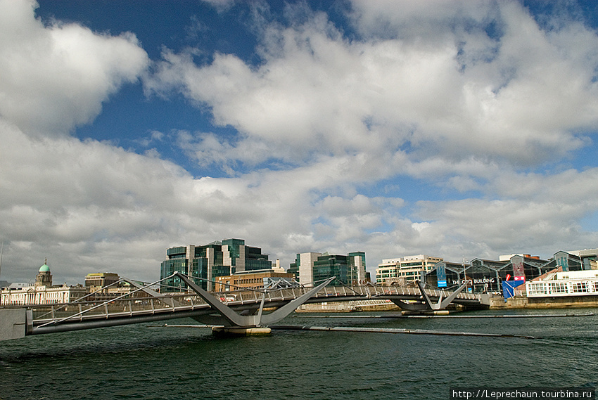 Пешеходный мост Шона ОКейси