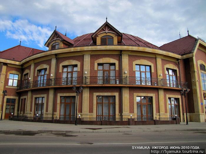 Гостиница на вокзале.