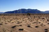 Пустынный пляж Изтузу — не сезон
