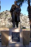 Ататюрк на набережной в Дальяне