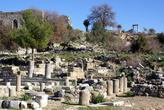 Руины в Кауносе