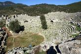 Амфитеатр в Кауносе